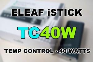 istick tc40w featured