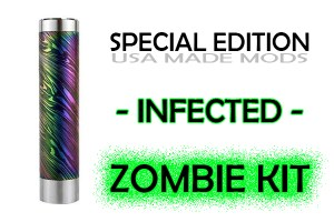 special edition infected zombie kit mod