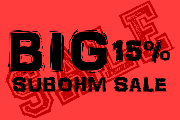 big subohm sale