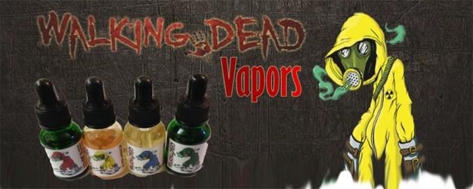 walking dead vapors