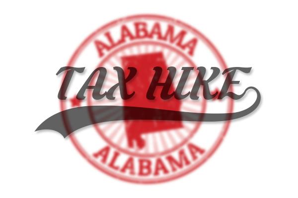 alabama tax hike