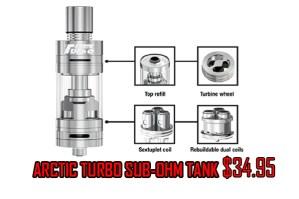 arctic turbo deal