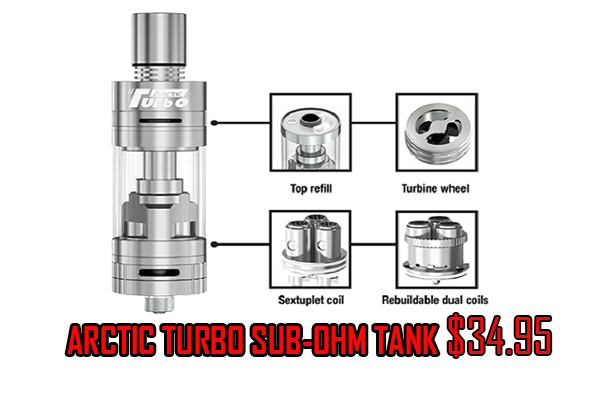 arctic turbo deal
