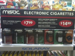 electronic cigarette coupons mistic shelf