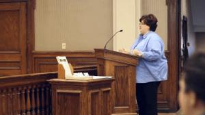 Ashland bans vaping: Amy Jeffers