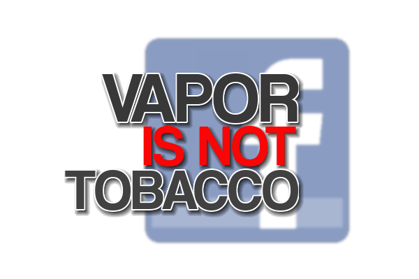 12000 VAPERS TO FACEBOOK