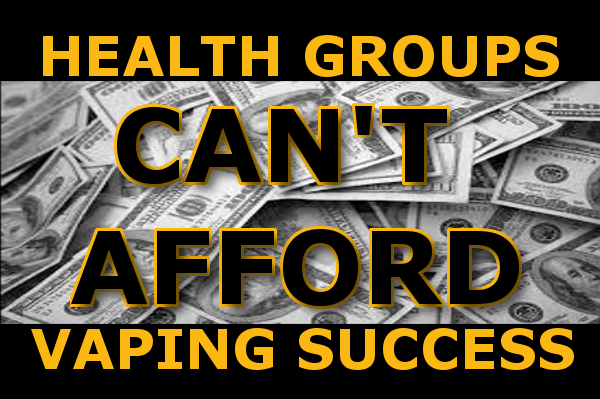 CANT AFFORD VAPING SUCCESS header
