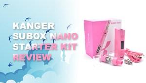 subox nano starter kit review