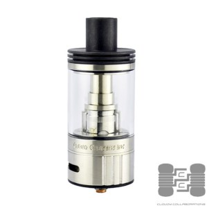 Top 5 Sub Ohm tanks for cloud chasing: 30 mm Triforce Sub Ohm Tank By Cloud Chasers Inc