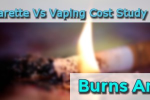 US Study: Smoking Vs Vaping Cost Burns ANTZ header