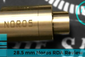 Noros 28.5 mm RDA Review header