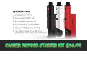 dripbox starter kit deal
