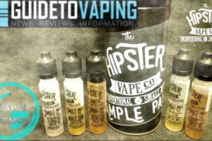 The Hipster Vape Co. Header