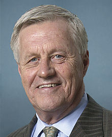 Representative Collin_Peterson,_Official_Portrait,_c.112th_Congress. 1st democrat to sign hr2058