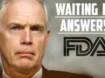 Senator Johnson Sends 2nd Letter To FDA Demanding Answers featured image