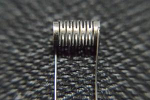 notch coil leg weld. The weak spot