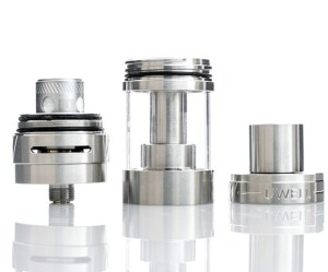 http://guidetovaping.com/wp-content/uploads/2016/07/Crown-II-Sub-Ohm-Tank-By-UWell-in-pieces.jpg