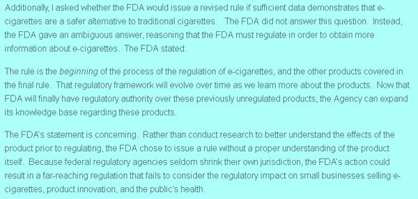 Senator-Johnson-Vs-The-FDA-Part-III-federal-agencies-seldom-shrink-jurisdiction