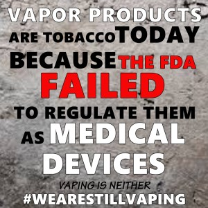The-Day-That-American-Vaping-Freedom-Died medical use