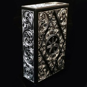 Asmodus Plaque High Roller Edition Box Mod
