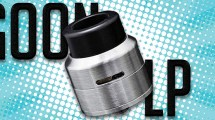 528 Custom Vapes Goon LP RDA Review