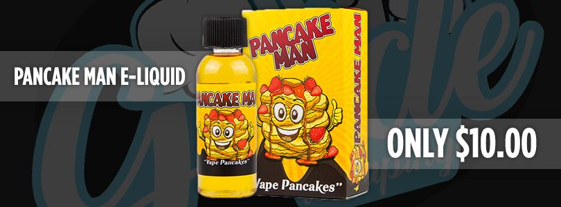 Pancake Man E-Liquid Deal