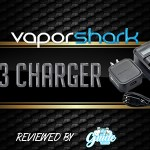 Vapor Shark AMP3 Charger Review