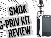 smok g-priv kit review