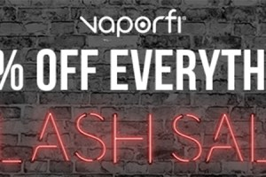 vaporfi flash sale