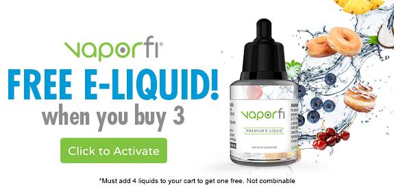 VaporFi Free E-Liquid