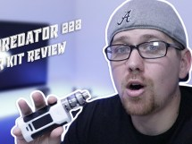 Wismec Predator 228 Starter Kit Review