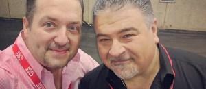 Dimitris and Phil Busardo
