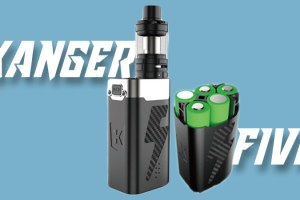 Kanger Five6 Box Mod Preview