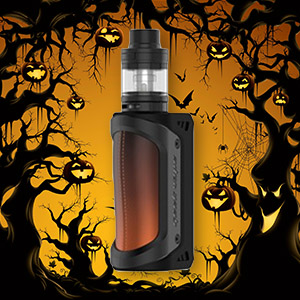 Aegis Kit Halloween Edition