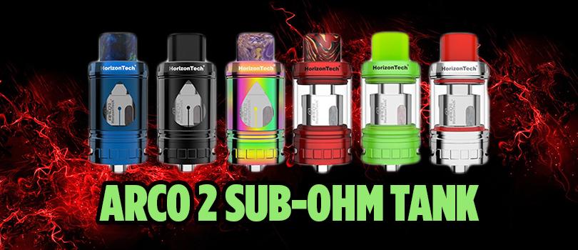 Arco 2 Sub-Ohm Tank