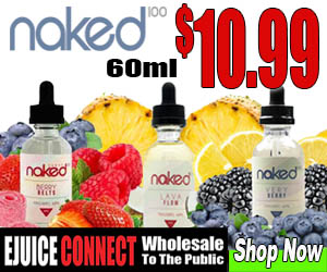 Ejuice Connect Naked 100 Deal