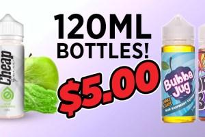 5 Dollar Bottles Deal