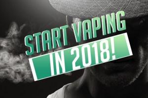 start vaping 2018