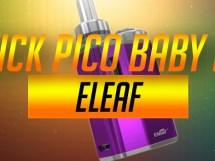 iStick Pico Baby Kit Promotion