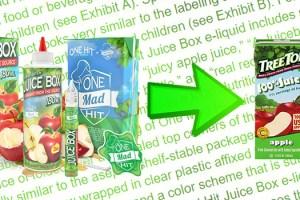 juice box e-liquid fda warning letter
