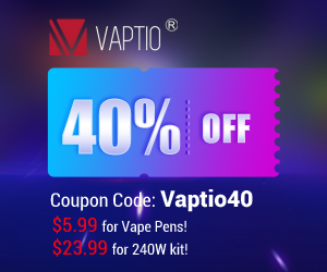 Vaptio 40 OFF