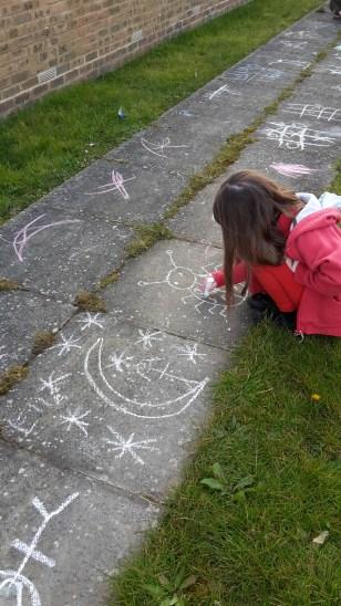 chalk drawing (1)