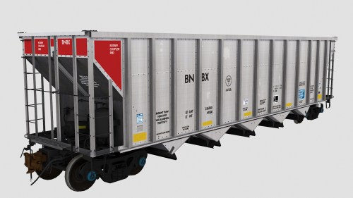 BNBX 121020-121269 FCA Autoflood 3 5-Bay Hopper