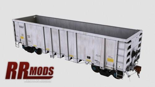 VULX 5301-5600 NSC 2500cf Aggregate Gondola for Railworks