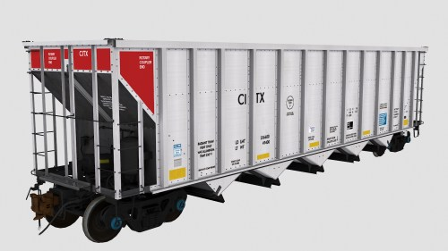 CITX 600124-600238 FCA Autoflood 3 5-Bay Hopper