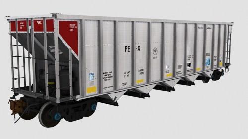 PEFX 6000-6104 FCA Autoflood 3 5-Bay Hopper