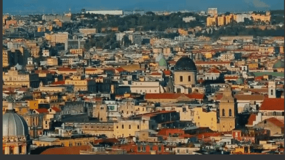 "Permalink to:Video di Napoli, ""Panorama of Naples"""