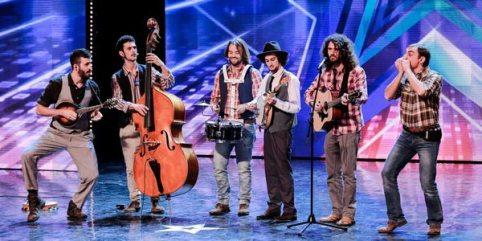 La Terza Classe a Italia's Got Talent