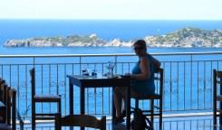 Taverna Panorama in Afionas