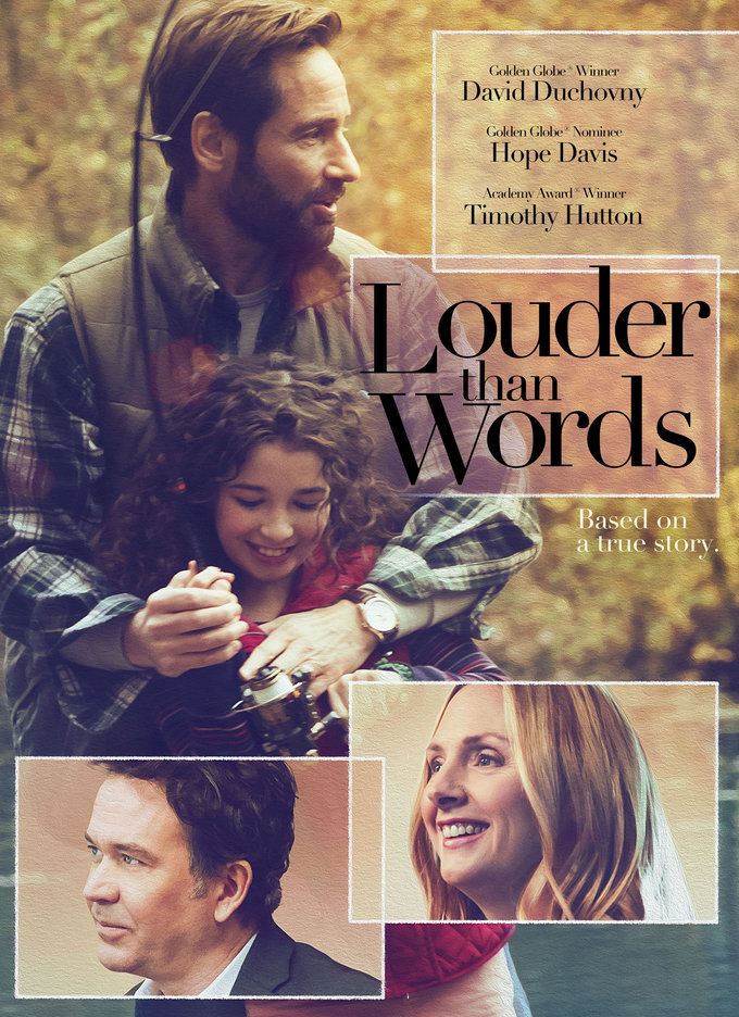 Guiesseppe Jones in Louder than Words